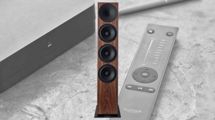 Buchardt Audio A700 Aktivlautsprecher