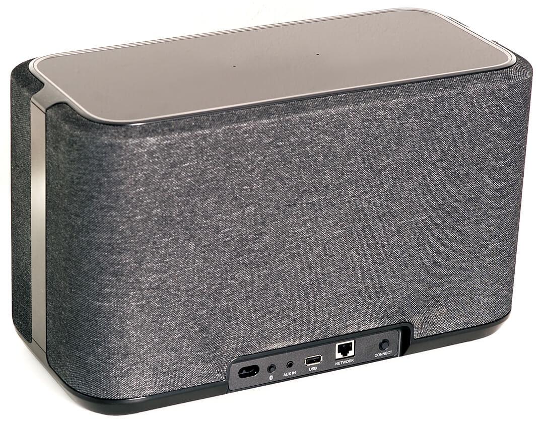 Denon Home 350 Streaming-Lautsprecher - Rückseite