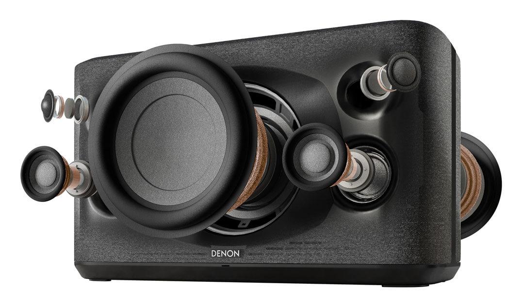 Denon Home 350 Streaming-Lautsprecher - Treiber