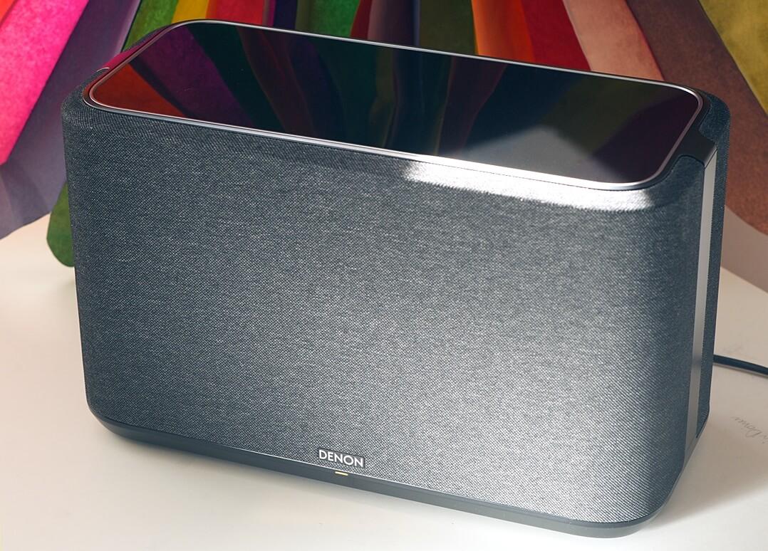 Denon Home 350 Streaming-Lautsprecher - von vorne/oben