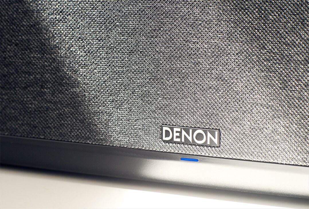 Denon Home 350 Streaming-Lautsprecher - Logo