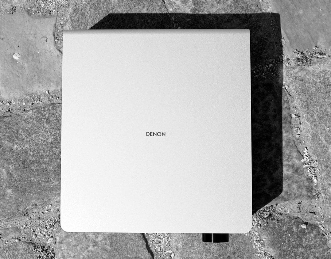 Denon PMA-150H - Deckel/oben