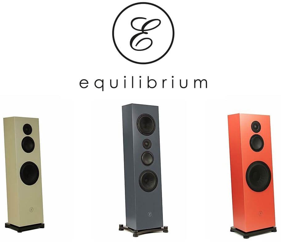 Von links nach rechts: Equilibrium Idea S8, DB8 und S10