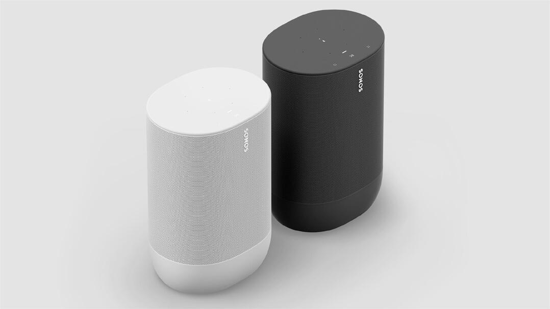 Sonos Move kabelloser Lautsprecher