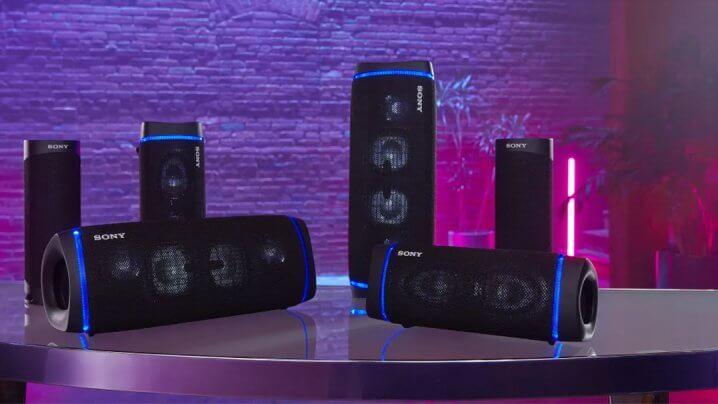 Sony SRS-Serie