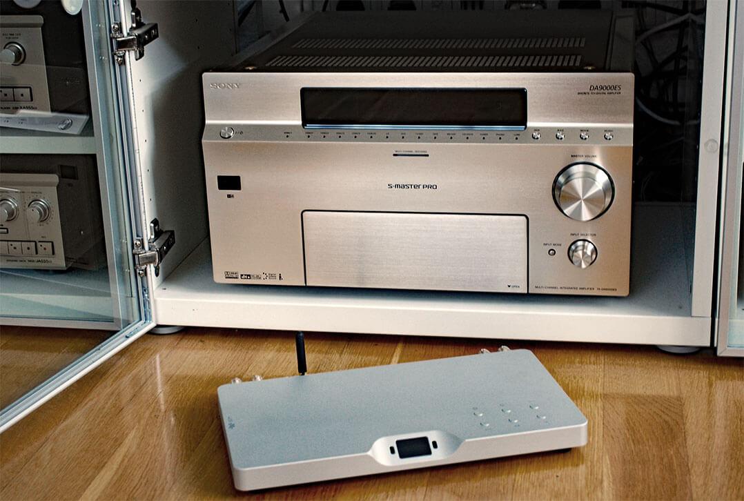 Waversa Wslim lite vs. Sony TA-DA 9000 ES