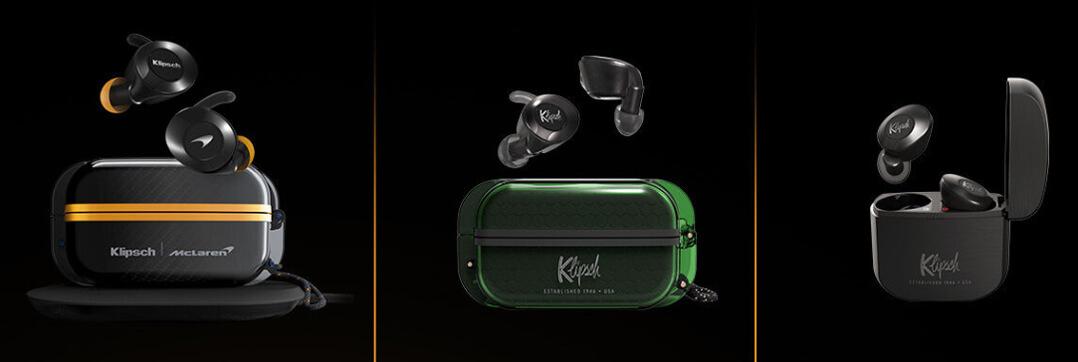 Klipsch T5 II True Wireless Kopfhörer