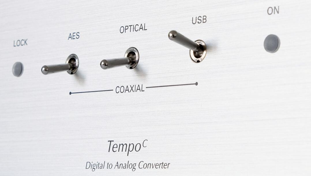 Audiomat Tempo C - USB-Schalter