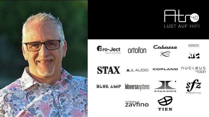 Audio Trade ATR Jens Wölfert Sales Manager