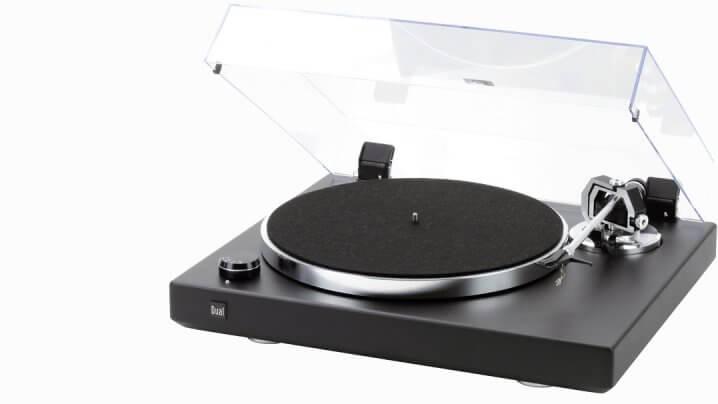 Dual CS 600 MK II Schallplattenspieler