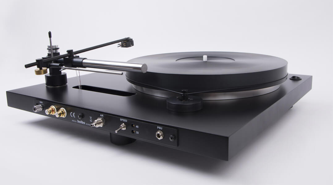 Holbo Turntable