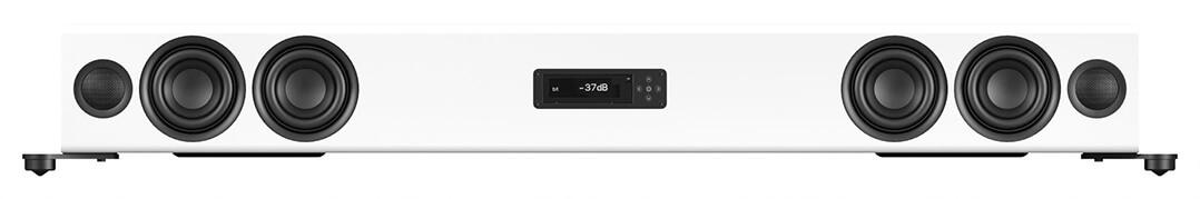 Der Nubert nuPro XS-7500 ist in Weiß und Schwarz zu haben
