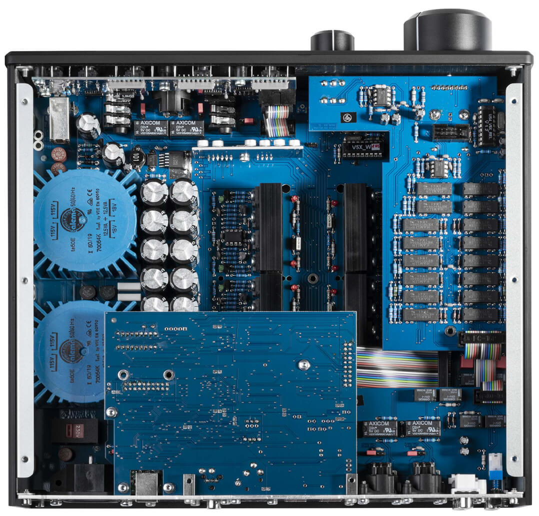 Violectric DHA V590 Pre-DAC/Kopfhörerverstärker