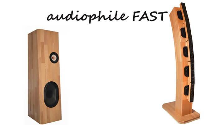 audiophile FAST