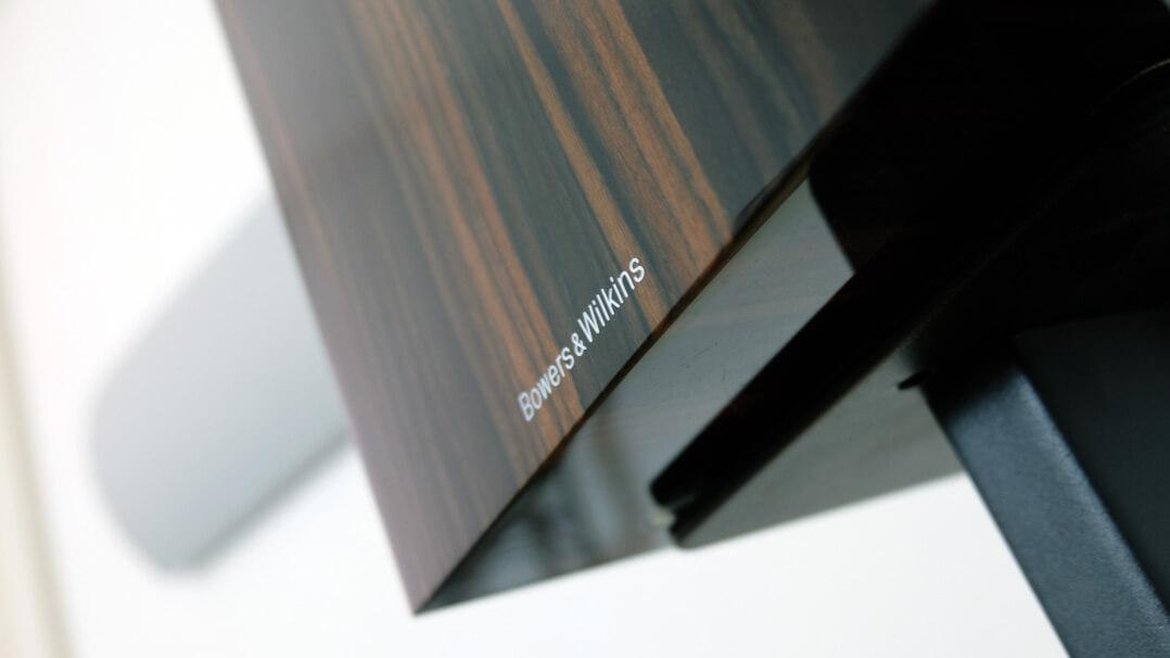 B&W 705 Signature - Hersteller-Logo