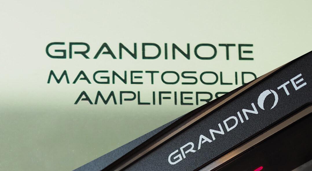 Grandinote Shinai Verstärker - Magnetosolid-Technologie
