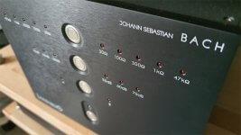Linnenberg Johann Sebastian Bach Phonovorstufe