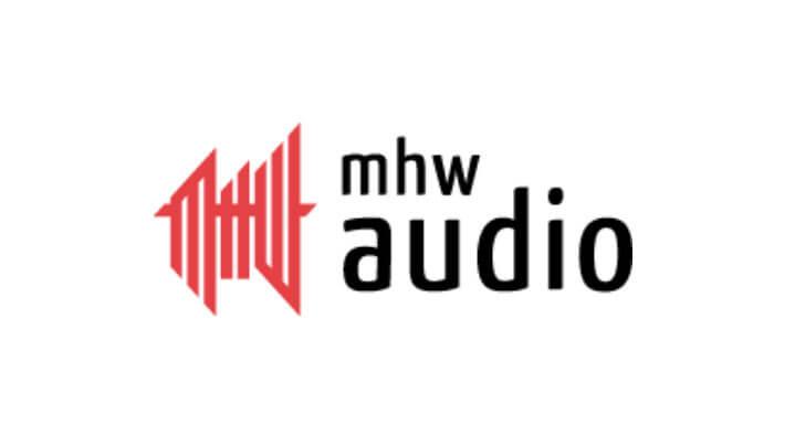 MHW Audio Logo