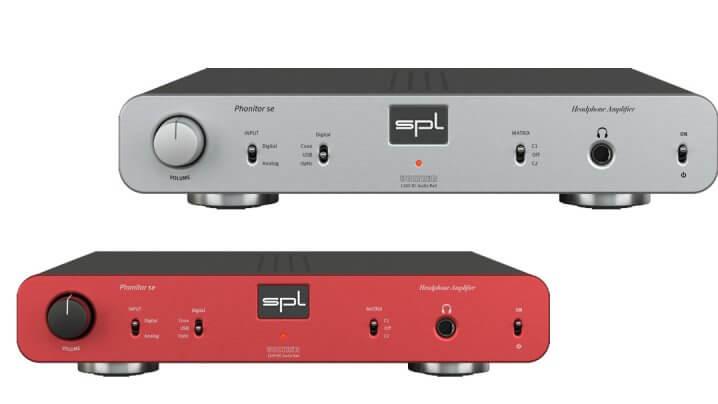 SPL Phonitor se Kopfhörerverstärker