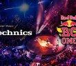 Technics-Partnerschaft mit Red Bull BC Contest