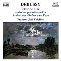 François-Joël Thiollier - Debussy