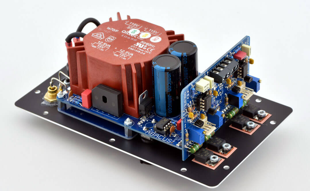 Abacus C-Box 3 Verstärkerelektronik