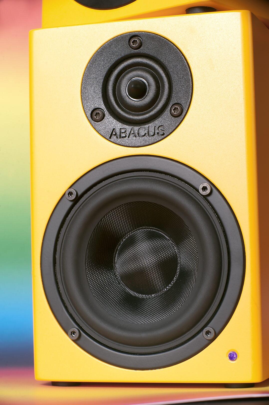 Abacus C-Box 3 Konus und Ringstrahler