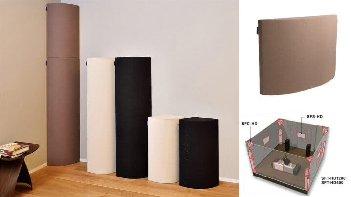 Acoustic Replas Raumakustikelemente