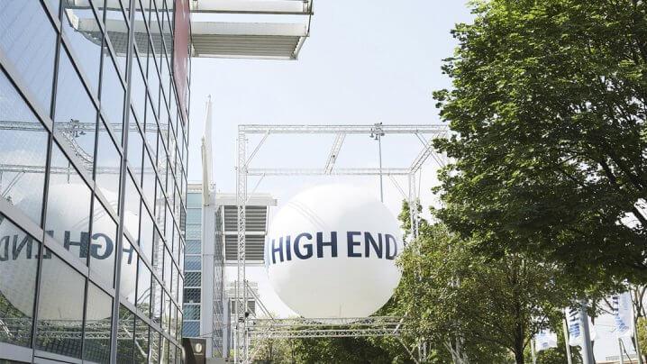 High End 2021 in München
