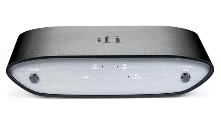 ifi Audio ZEN Phono MM/MC-Phonovorverstärker
