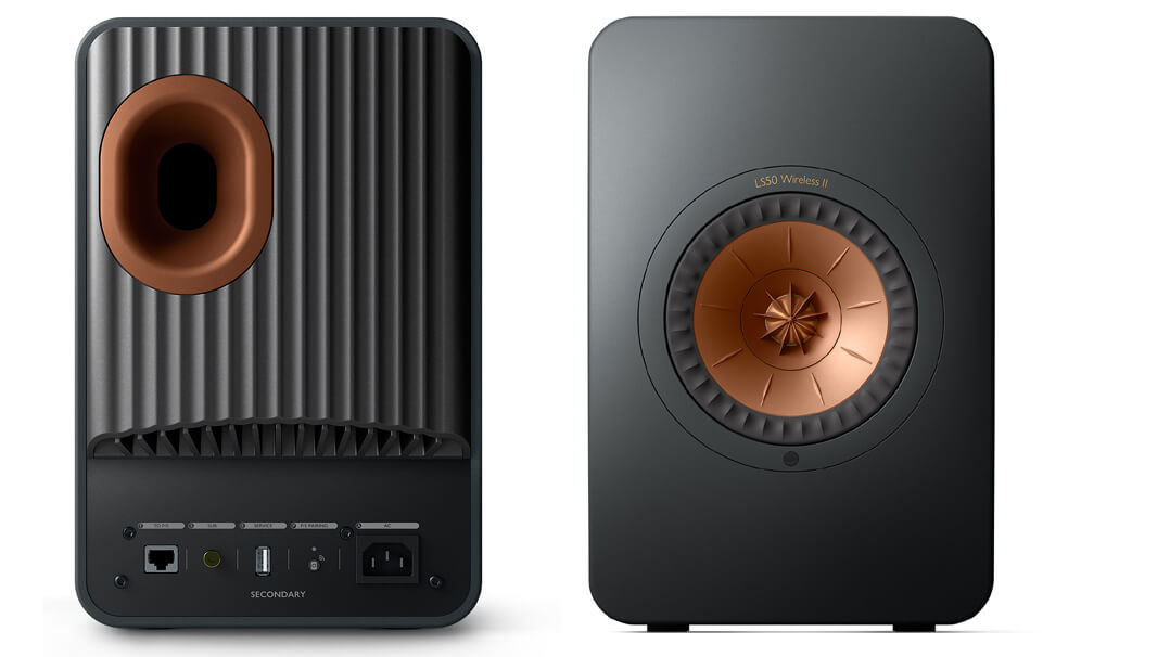 KEF LS50 Meta und LS50 Wireless II