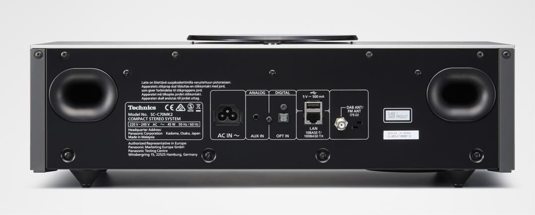 Technics SC-C70MK2 Kompaktanlage