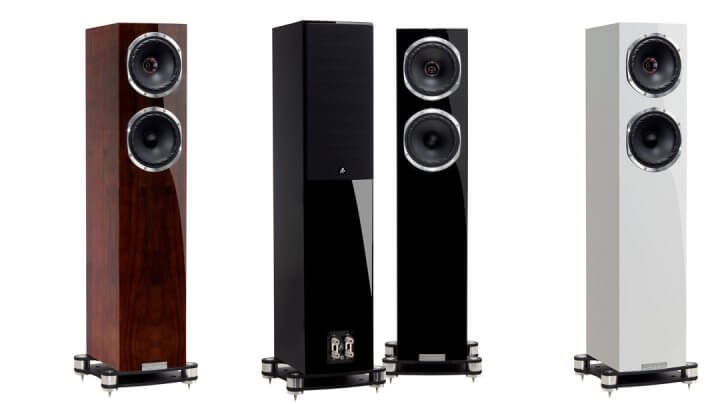 Fyne Audio F501SP Standlautsprecher