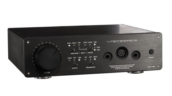 Violectric DHA V380 Kopfhörerverstärker/Vorstufe/DAC