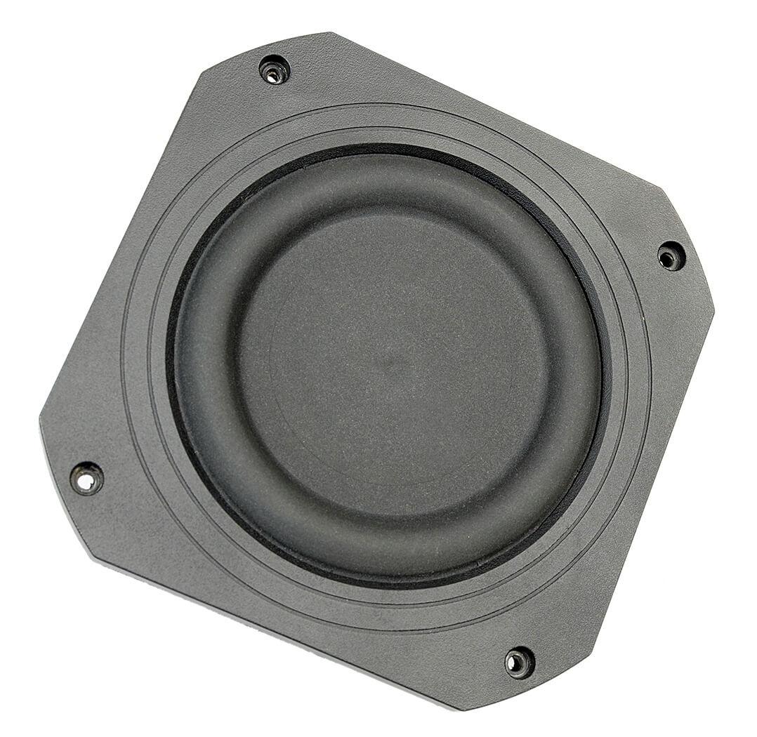 In jedem Modul der audiophile FAST cylindric steckt ein 6-Zoll-Basstreiber