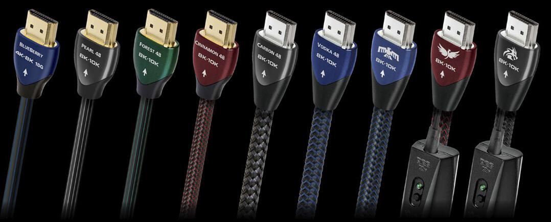 Audioquest mit neuer HDMI-Kabel-Produktserie