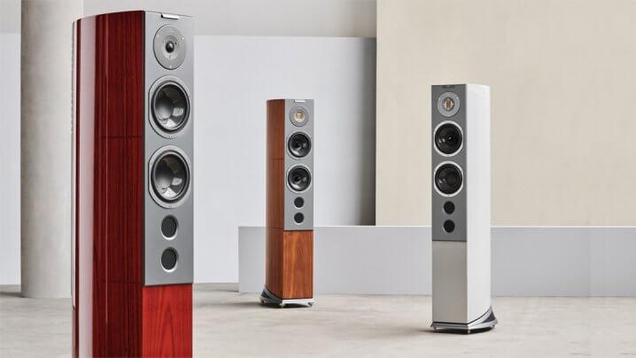 Audiovector R6 Lautsprecherserie