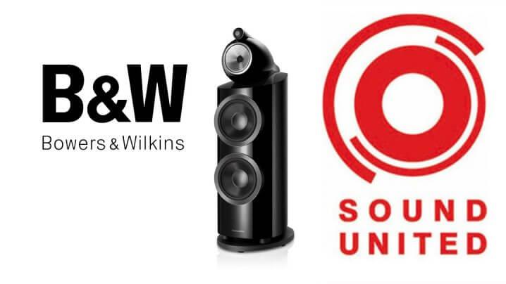 Gemeinsam stark: Bowers & Wilkins jetzt unter dem Dach von Sound United