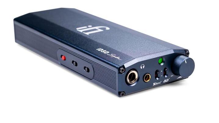 iFi Audio Micro iDSD Signature – DAC / Kopfhörerverstärker