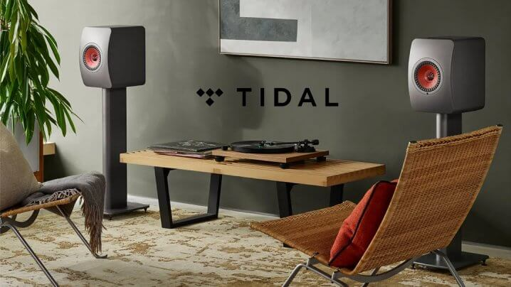 Tidal Connect jetzt integriert bei KF LS 50 Wireless II
