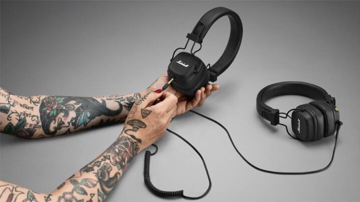 Marshall Headphones Major IV Kopfhörer