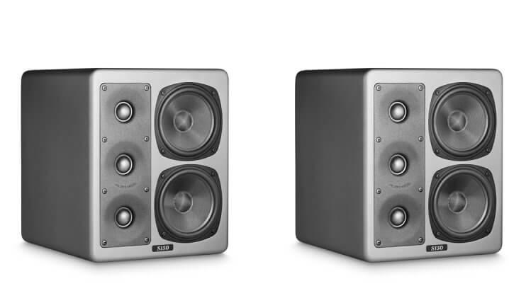 Miller & Kreisel 25 Years Limited Silver Edition S150 Monitorlautsprecher