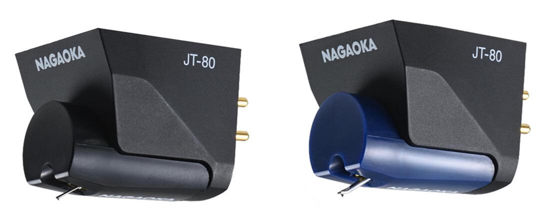 Die beiden neuen Nagaoka-JT-80-Tonabnehmer