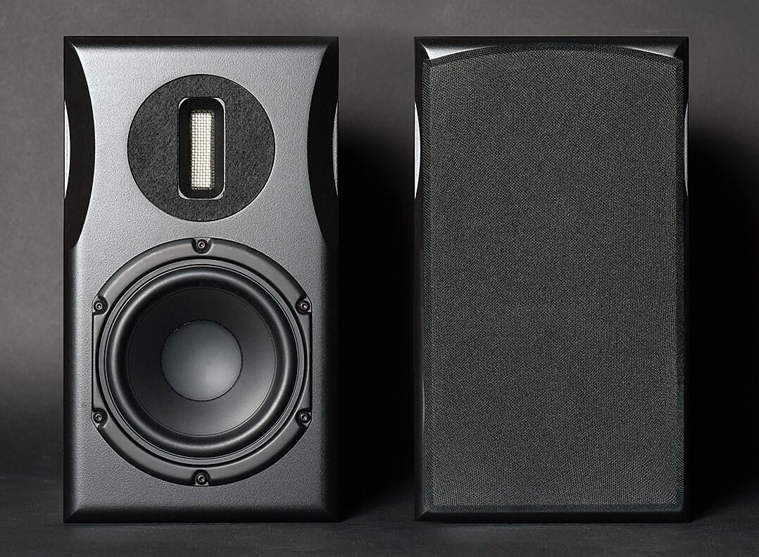 Neat Acoustics Ministra Lautsprecher - mit und ohne Frontabdeckung