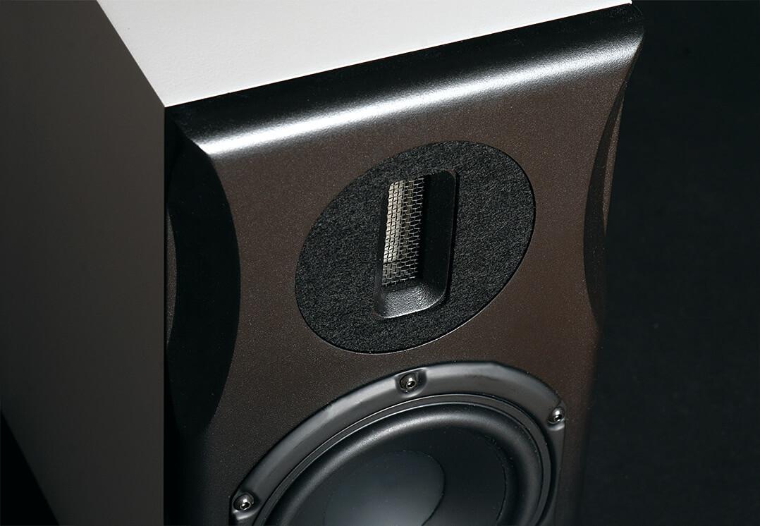 Neat Acoustics Ministra Lautsprecher - Front von oben
