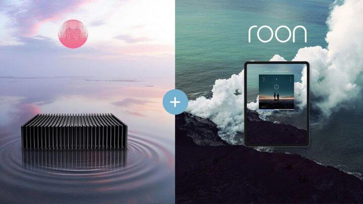 Roon Nucleus / Nucleus+ im Bundle mit Roon-Abo