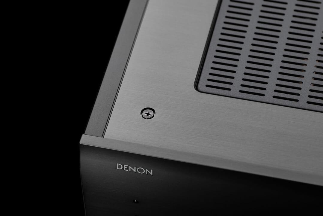 Denon PMA-A110: Gehäuse-Detail