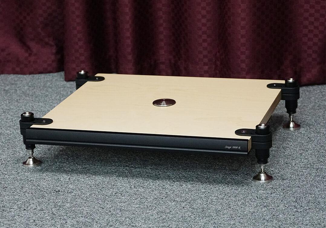 Codia Acoustic Gerätebasis mit Spikes