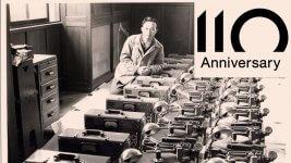 110 Jahre Denon-Geschichte