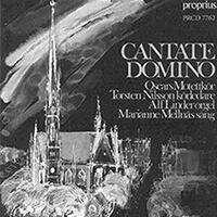 Oscars Motettkör - Cantate Domino